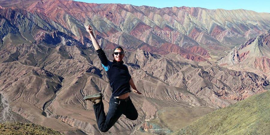 Die unglaubliche Landschaft im Nordwesten Argentiniens