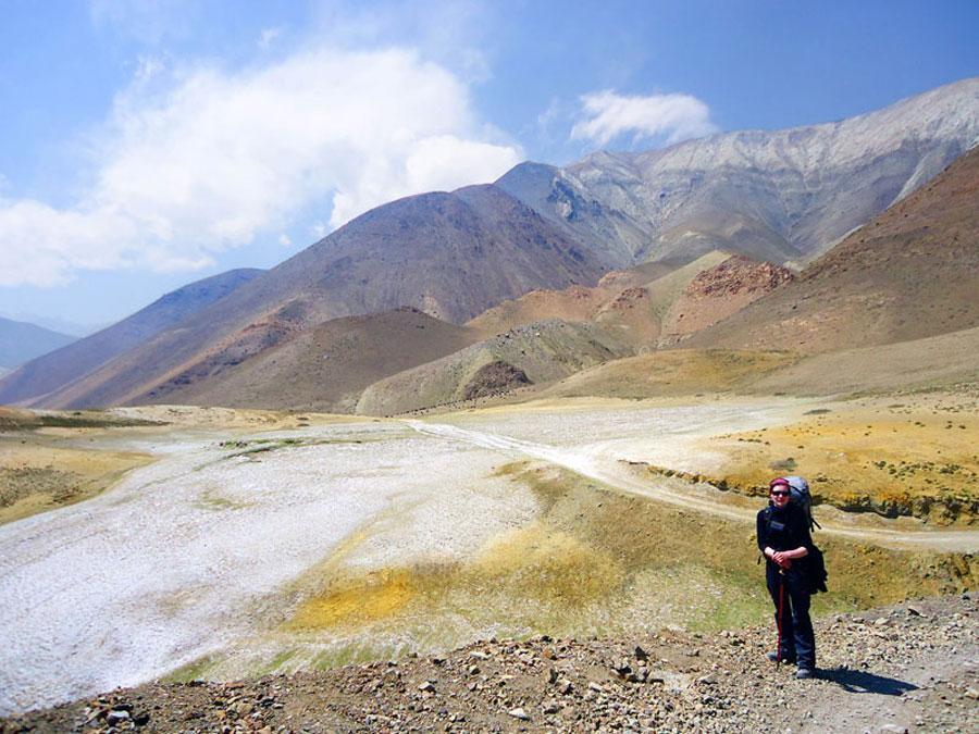 Annapurna Circuit Trek Nepal: Auf dem Weg nach Kagbeni