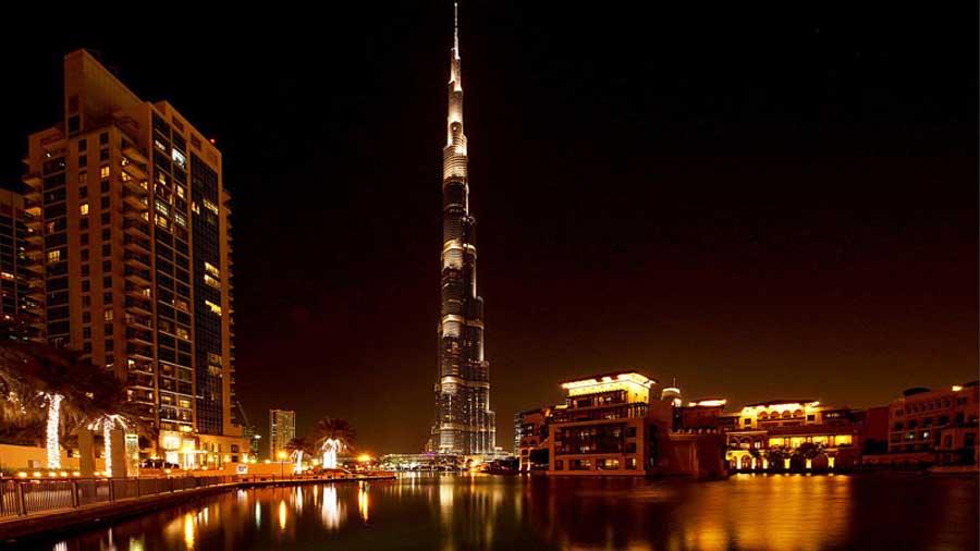 Das höchste Gebäude der Welt: Der Burj Khalifa