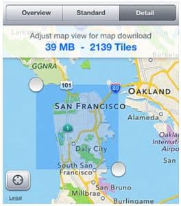 Maps 3D App: GPS-Tracking überall auf der Welt!