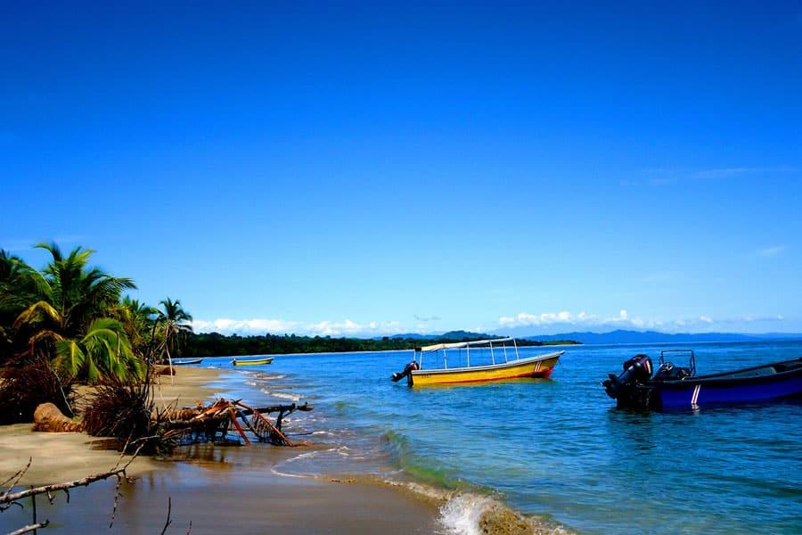 Karibikstrand-Costa-Rica