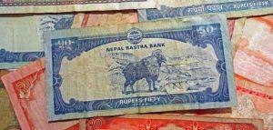Annapurna Circuit: Nepalesische Rupien