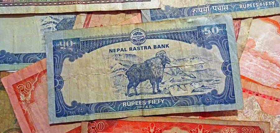 Landeswährung ist die nepalesische Rupie