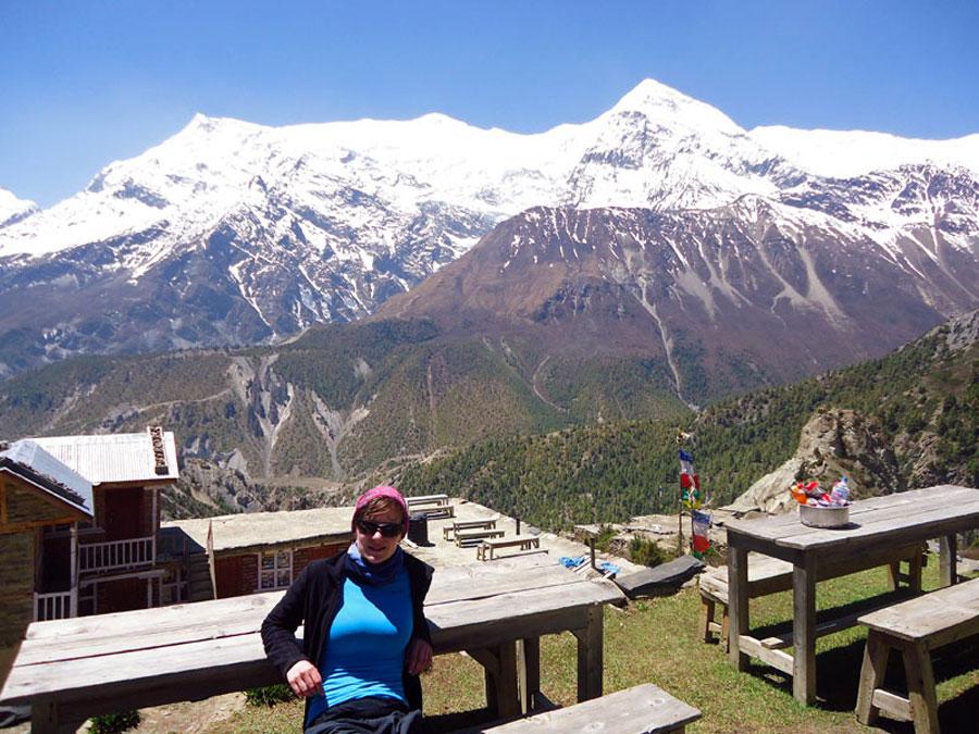 Sonnenschutz ist bei Wanderungen in den Bergen ein absolutes Muss!