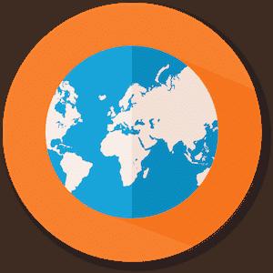 Weltreise Icon