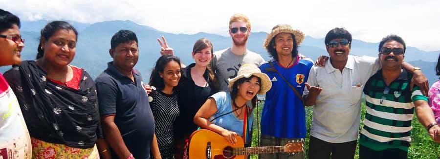 Gründe für eine Weltreise: Tolle Reisebekanntschaften in Nepal
