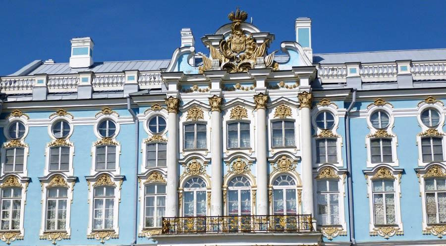 Sankt Petersburg Sehenswürdigkeiten: Katharinen Palast