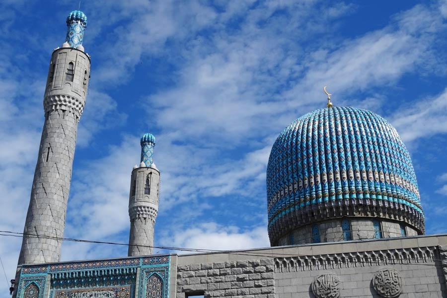 St. Petersburg Sehenswürdigkeiten: Moschee