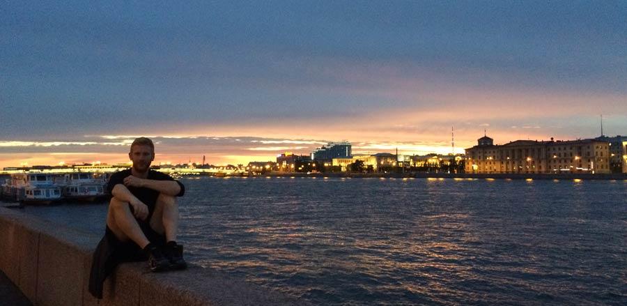 St. Petersburg Sehenswürdigkeiten: Die weißen Nächte in St Petersburg