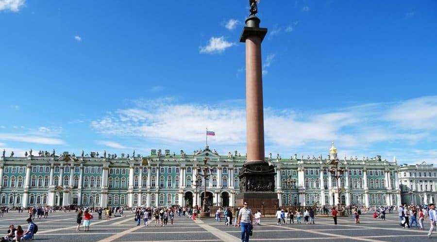 St Petersburg Sehenswürdigkeiten Top 10 Highlights Der Stadt