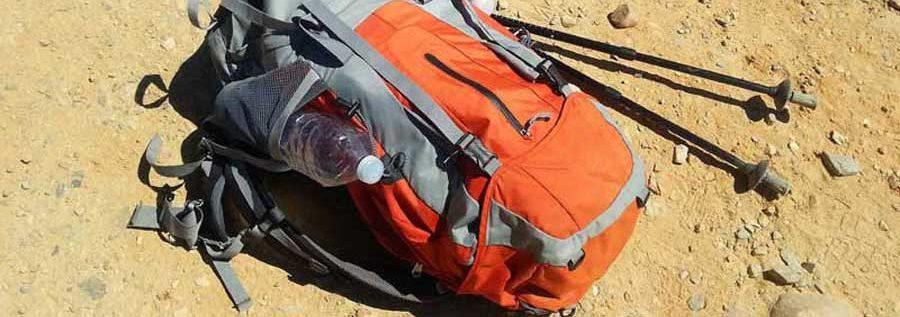 Der richtige Rucksack ist ein wichtiger Bestandteil der Packliste auf jeder Reise