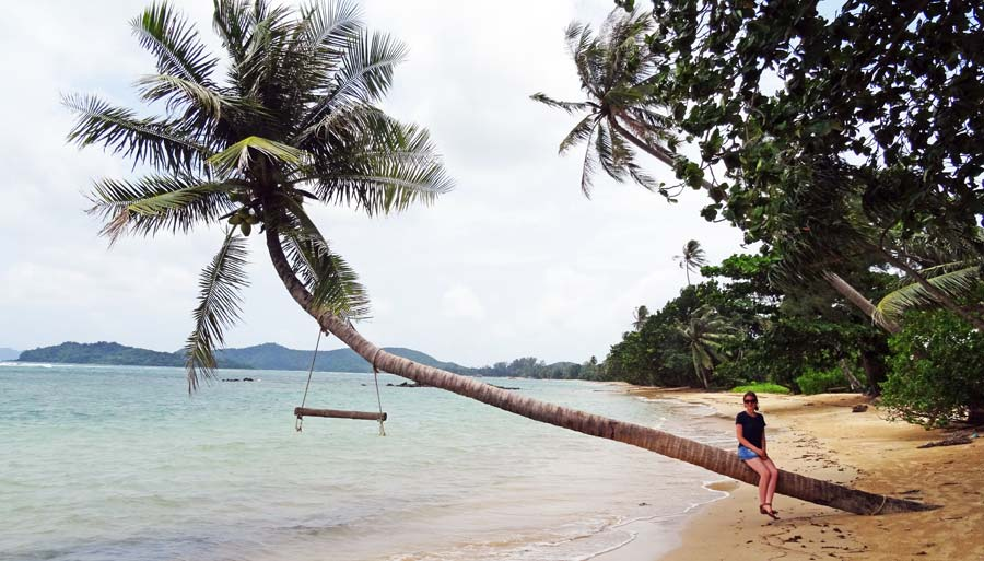 Koh Mak Thailand: Zeit genießen am menschenleeren Strand
