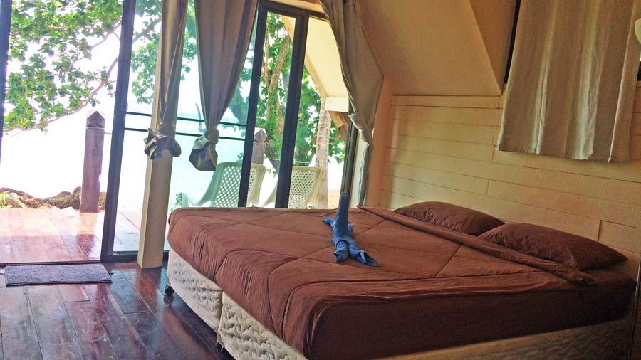 Koh Mak Bungalow: Unsere tolle Unterkunft auf Koh Mak