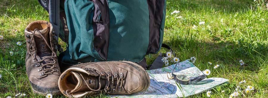 Der richtige Rucksack gehört ebenfalls zur perfekten Packliste für Weltreisende