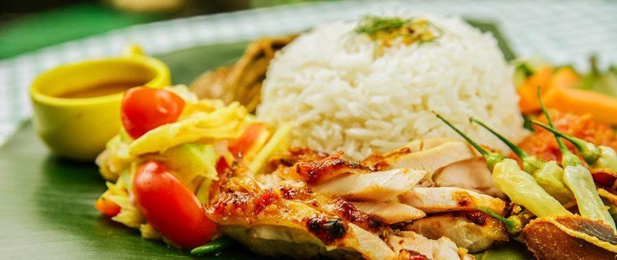 Leckeres Essen in Thailand