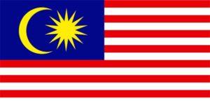 Flagge Malaysia