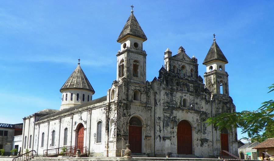 Wunderschöne Kolonialarchitektur in Nicaragua