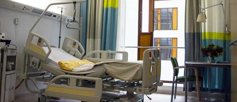 Auslandskrankenversicherung Weltreise Vergleich: Krankenhaus