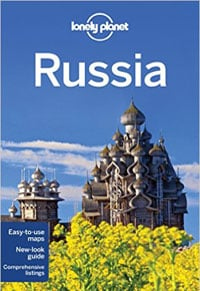 Lonely Planet Russland