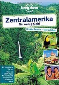 Lonely Planet Zentralamerika