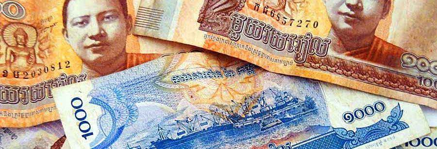 Die Kambodschanische Währung ist der Riel