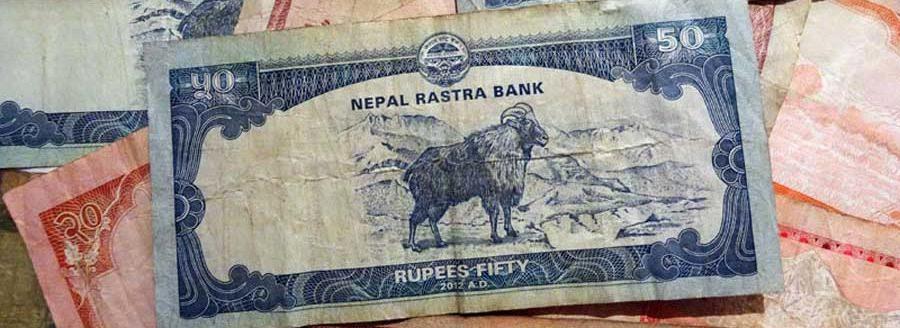 Die Nepalesische Rupie ist die offizielle Landeswährung