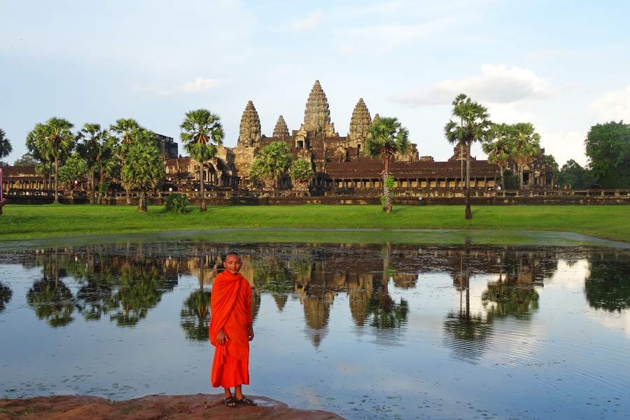 Kosten für Aktivitäten in Kambodscha wie z.B. die Tempel von Angkor Wat