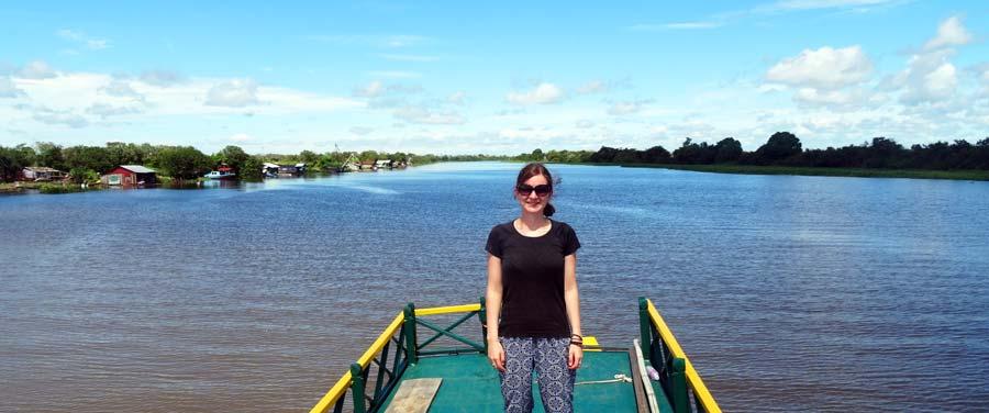 Kambodscha Kosten: Transportkosten