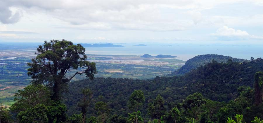 Der Bokor Nationalpark bei Kampot
