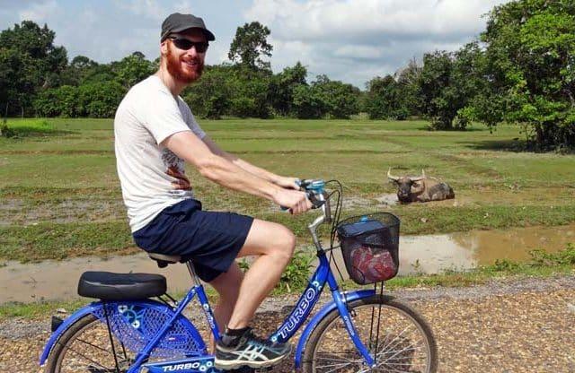 Mit dem Fahrrad durch die 4000 Islands in Laos