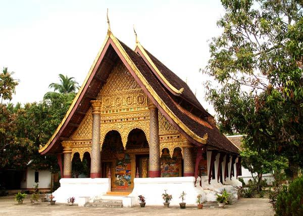 Luang Prabang im Norden von Laos