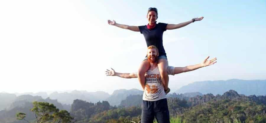 Reisebudget Laos - Auf dem Thakhek Loop