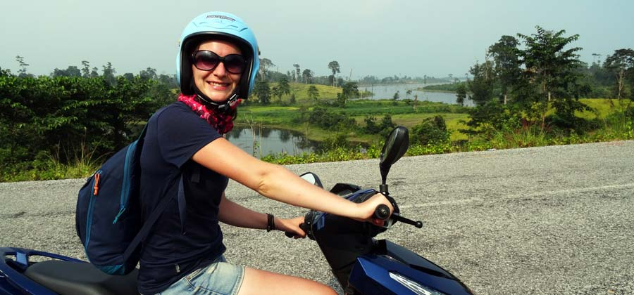 The Loop Laos - Thakek: Mit dem Moped durch Laos