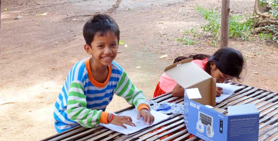 Vietnam Solarprojekte für Schulen