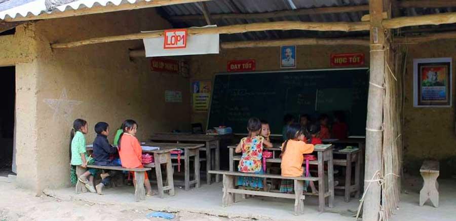 Vietnam: 20 Schulen brauchen Licht