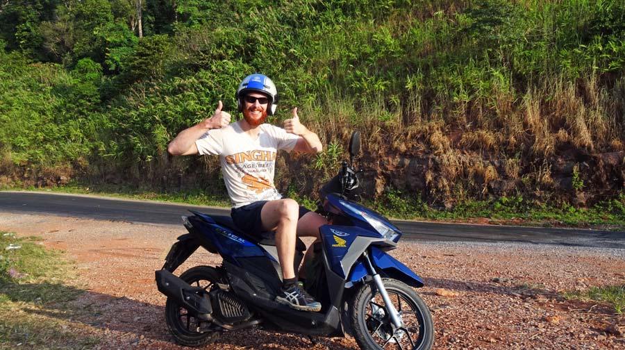 Kosten Laos: Transport