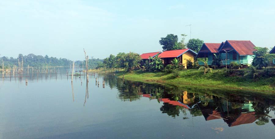 Kosten Laos: Unterkünfte