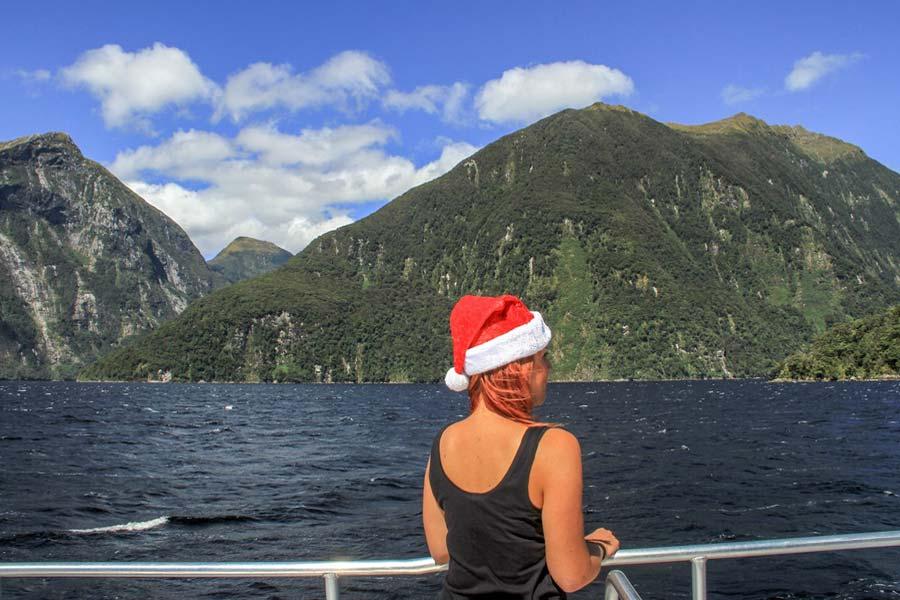 Weihnachten und Weltreise: Globusliebe