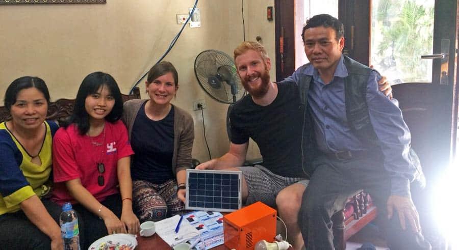 Solarsysteme in Hanoi gefunden