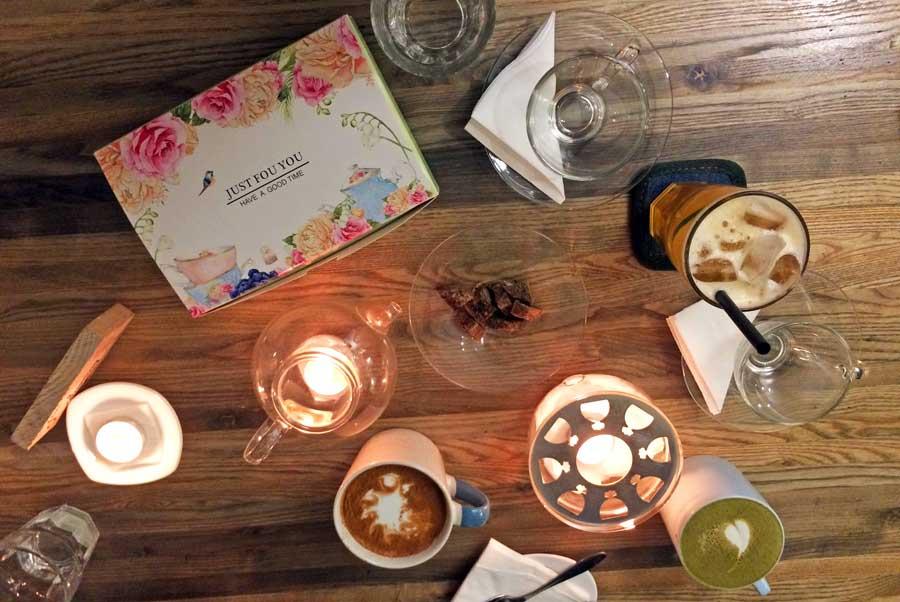 Hanoi Vietnam: das Cafe Tranquil