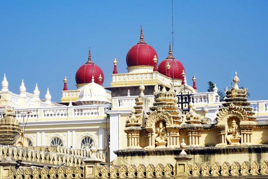 Reise-Lebenslauf Indien Mysore