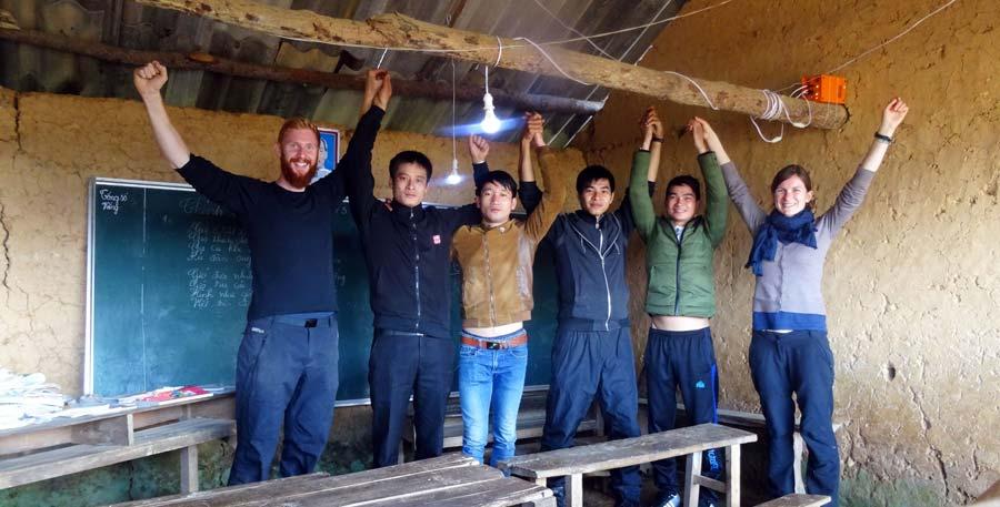 Bali und Business: Auch unser Verein SunHelp ist weiter aktiv
