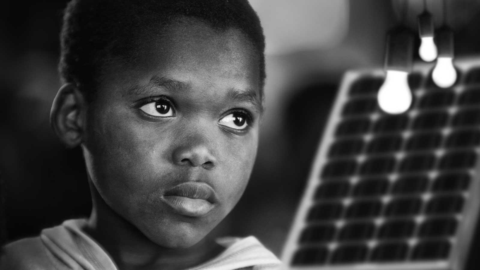 In 100 Solaranlagen um die Welt - das Projekt