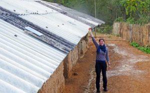 Abenteuer Vietnam: Anne freut sich