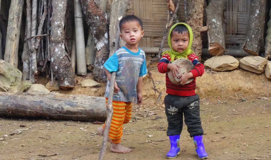 Abenteuer Vietnam: Große Armut
