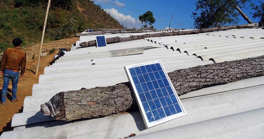 Abenteuer Vietnam: Solarsysteme