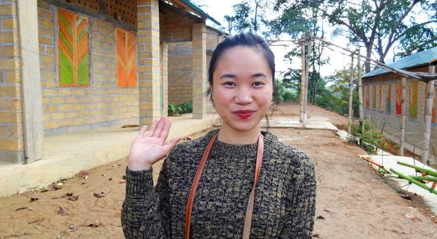 Abenteuer Vietnam: Übersetzerin Tuang