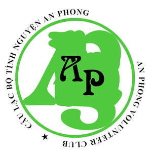 Anphong Volunteer Club - Logo