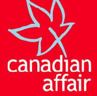 Canadian Affair - Logo