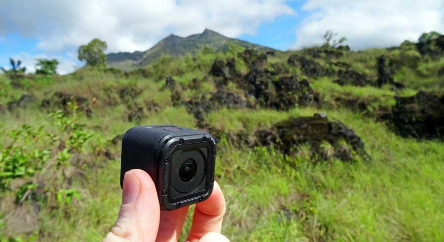 GoPro Hero 4 Session - Packliste Reisetechnik